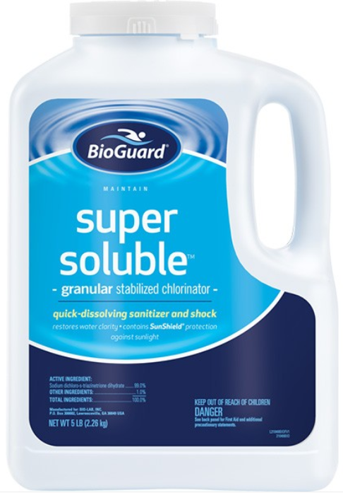 BioGuard SUPER SOLUBLE (5 LB)