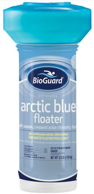 BioGuard Arctic Blue Floater (Plaster Pools Only)