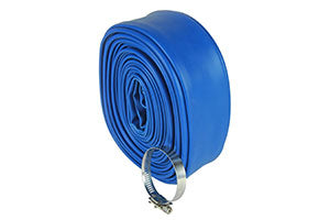 "Backwash Hose 1.5"" x 25'"