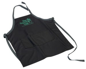 Big Green Egg Black and Green Apron