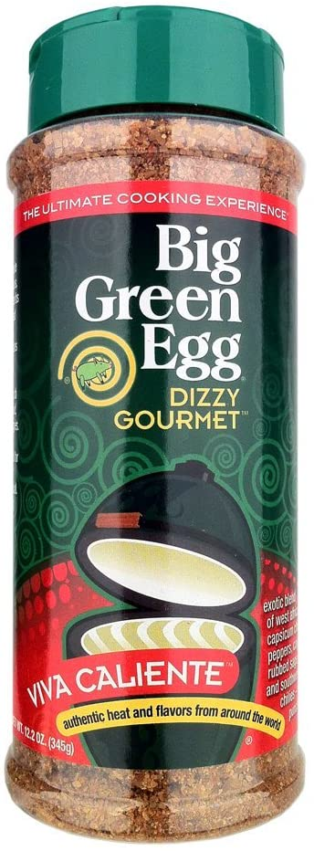 Big Green Egg Dizzy Gourmet Viva Caliente Seasoning (12.2OZ)