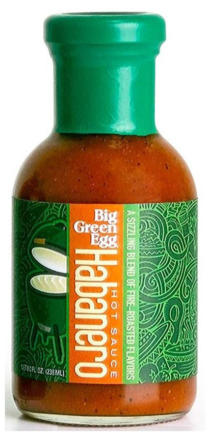 Big Green Egg Habanero Hot Sauce (8 OZ)