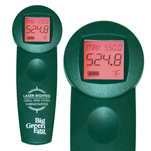 Big Green Egg Professional Infrared Cooking Surface Thermometer