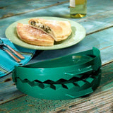 Big Green Egg Italian Calzone Press