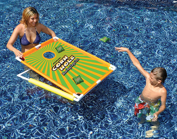 Pool Corn Hole Bean Bag Target Toss