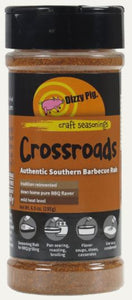 Dizzy Pig Crossroads Seasoning (8 OZ Shaker Bottle)