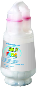 Pool Frog Chlorine Bac Pac XL Pro - Model 540C