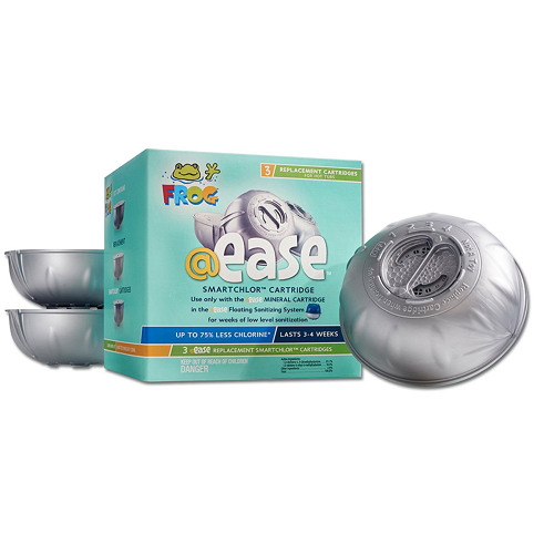 Frog @ease SmartChlor 3 Replacement Cartridges