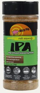Dizzy Pig IPA Hop Seasoning (8 OZ Shaker Bottle)