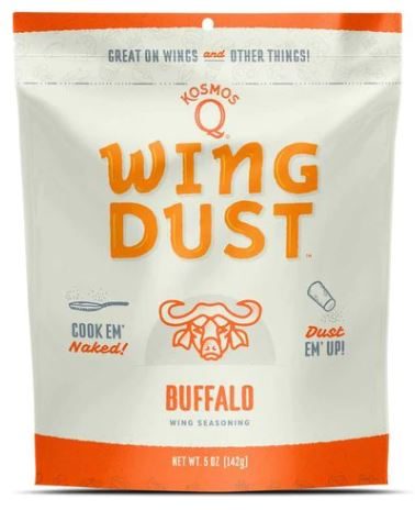 Kosmos Q Buffalo Wing Dust (5 OZ Bag)