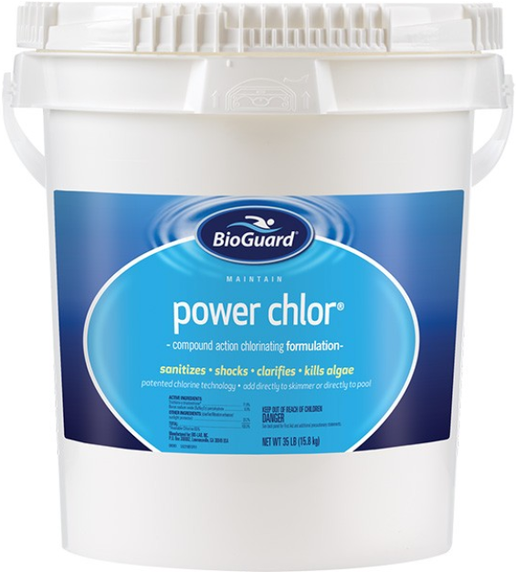 BioGuard POWER CHLOR (35 LB)