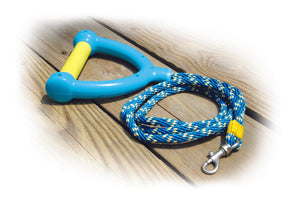 PawsAboard Ski Rope 4.5ft Leash
