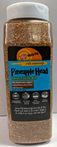 Dizzy Pig Pineapple Head Seasoning (1 QT Shaker Bottle)