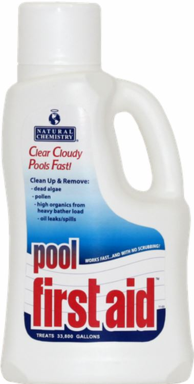 Natural Chemistry Pool First Aid (2 L)
