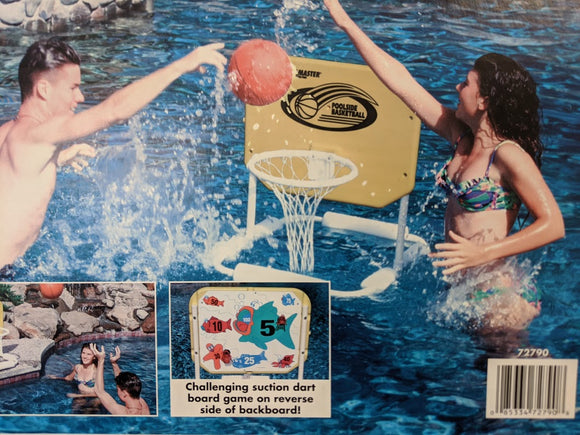 Pro Rebounder Combo Floating Basketball Game