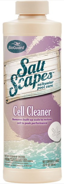 BioGuard SALTSCAPES CELL CLEANER (1 Quart)