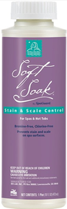 SpaGuard SoftSoak Stain and Scale (1PT)  (BIGUANIDE SPAS ONLY)