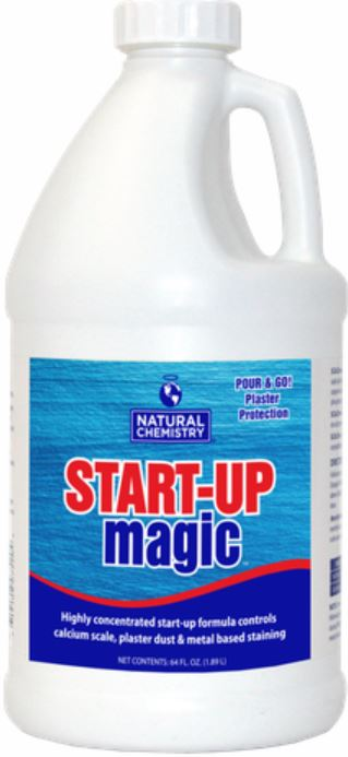 Natural Chemistry Start-Up Magic (64 OZ)