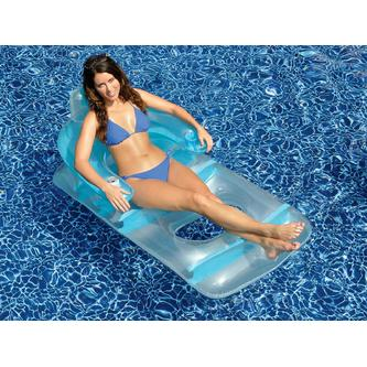 Inflatable Lounge Chair (Blue)