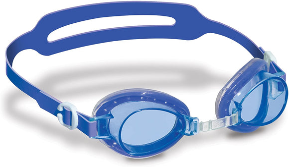 Swim Goggles Jelly Type (Kids Size) with Case