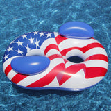 Inflatable Americana Conversation Float