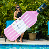 Inflatable Rose Wine Float