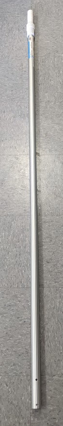 Telescopic Pole 6-12ft (Ribbed Silver)