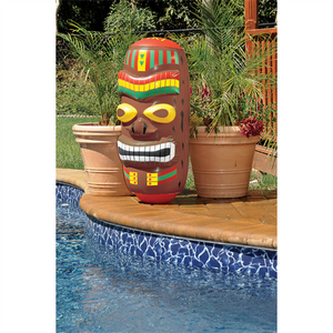 Tiki God Bop Inflatable Bag