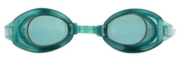 Tinted Kids Goggles (Green Buccaneer)