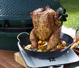 Big Green Egg Stainless Steel Turkey Roaster
