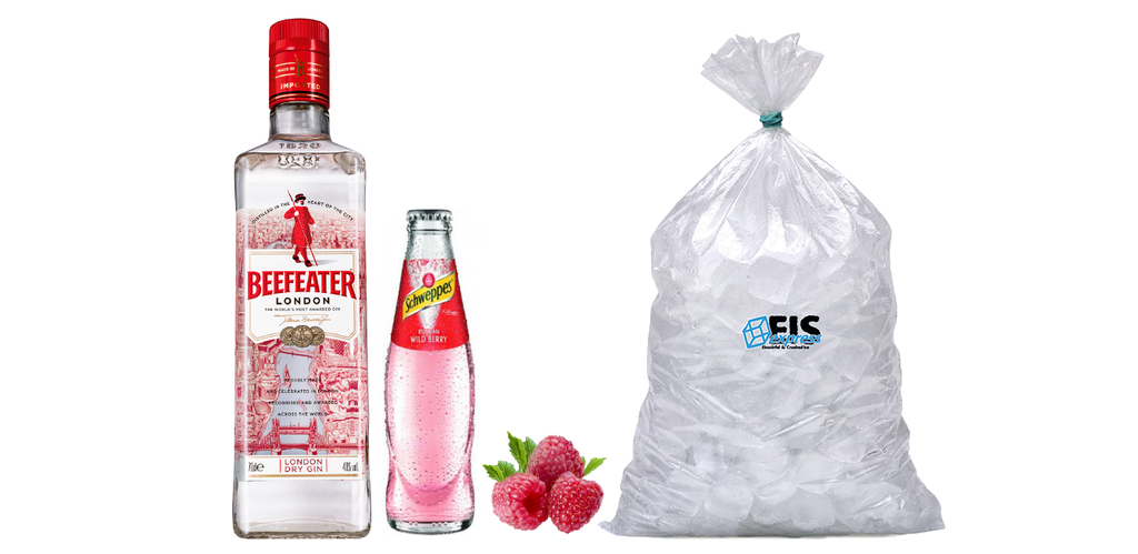 Gin Wildberry | Beefeater Dry Gin | Cocktail-Box | 14 Drinks