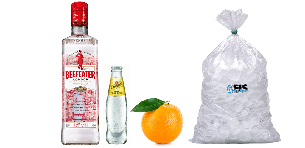 Beefeater Dry Gin & Tonic | G&T-Box | 14 Drinks