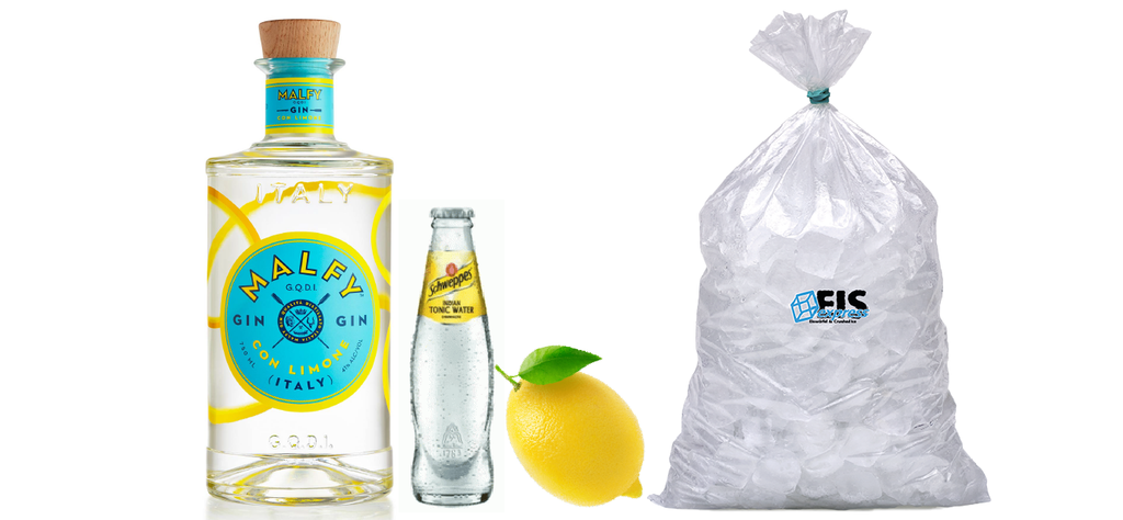 Malfy Gin con Limone & Tonic | G&T-Box | 14 Drinks