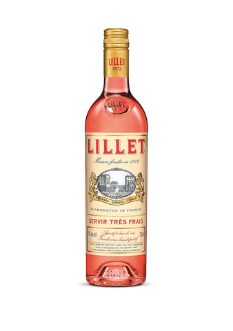 Lillet Rosé | 0,75L - flyingbar.shop