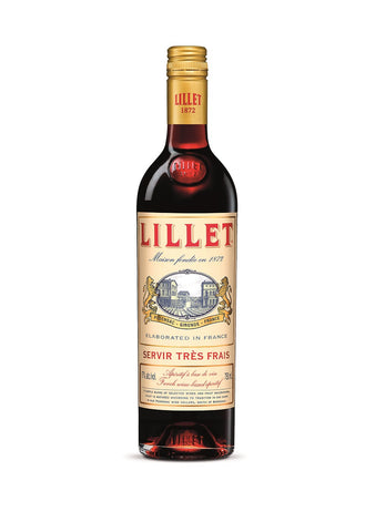 Lillet Rouge | 0,75L - flyingbar.shop