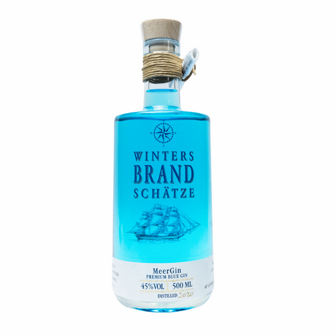 MeerGin | Premium Blue Gin | 0,5L - flyingbar.shop