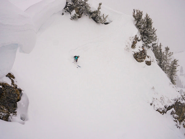 Shaggy's Copper Country Skis Meets Little Cottonwood Canyon- Madeline Dunn
