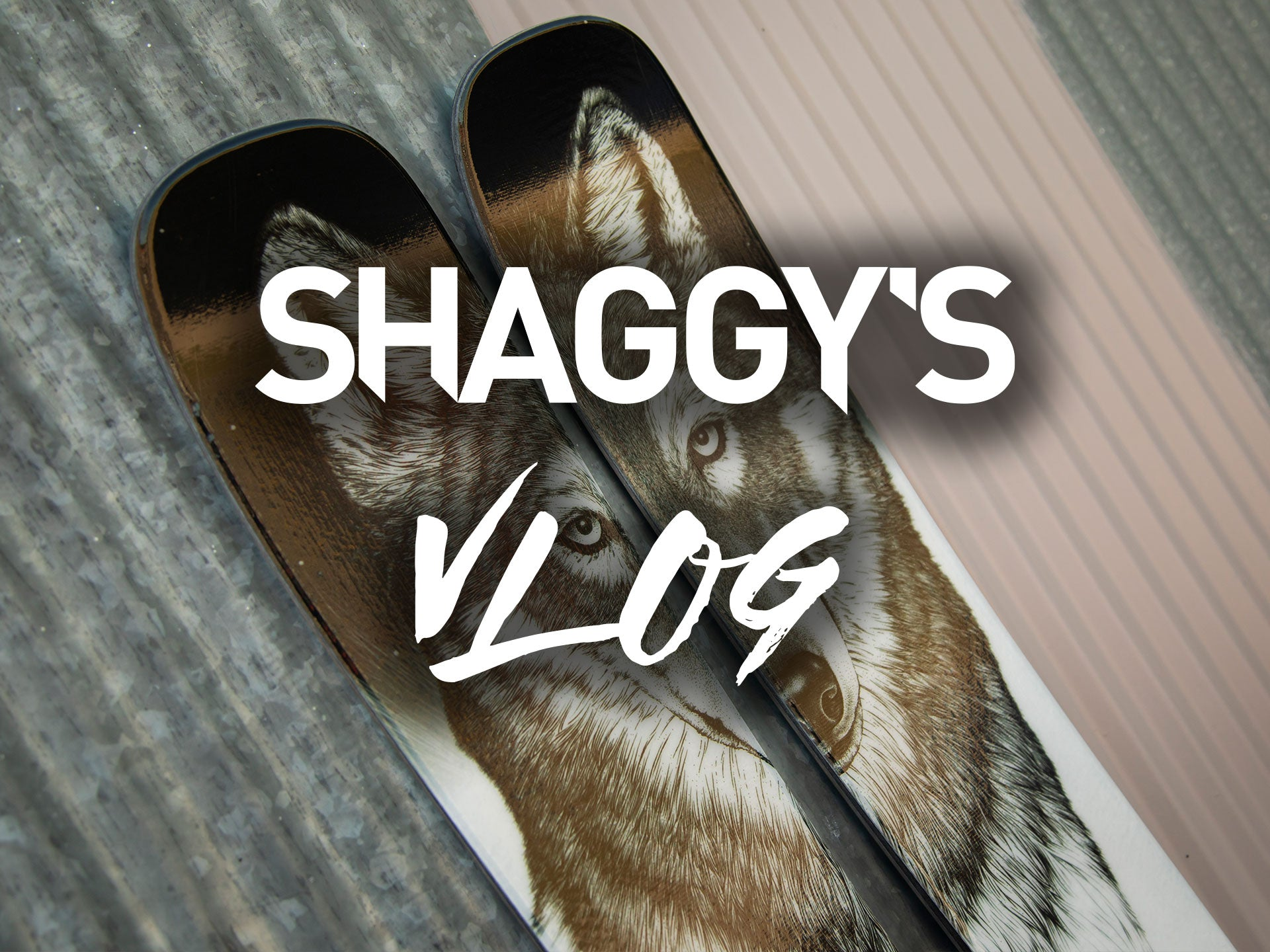 VLOG 004 - New Limited Edition Skis Coming