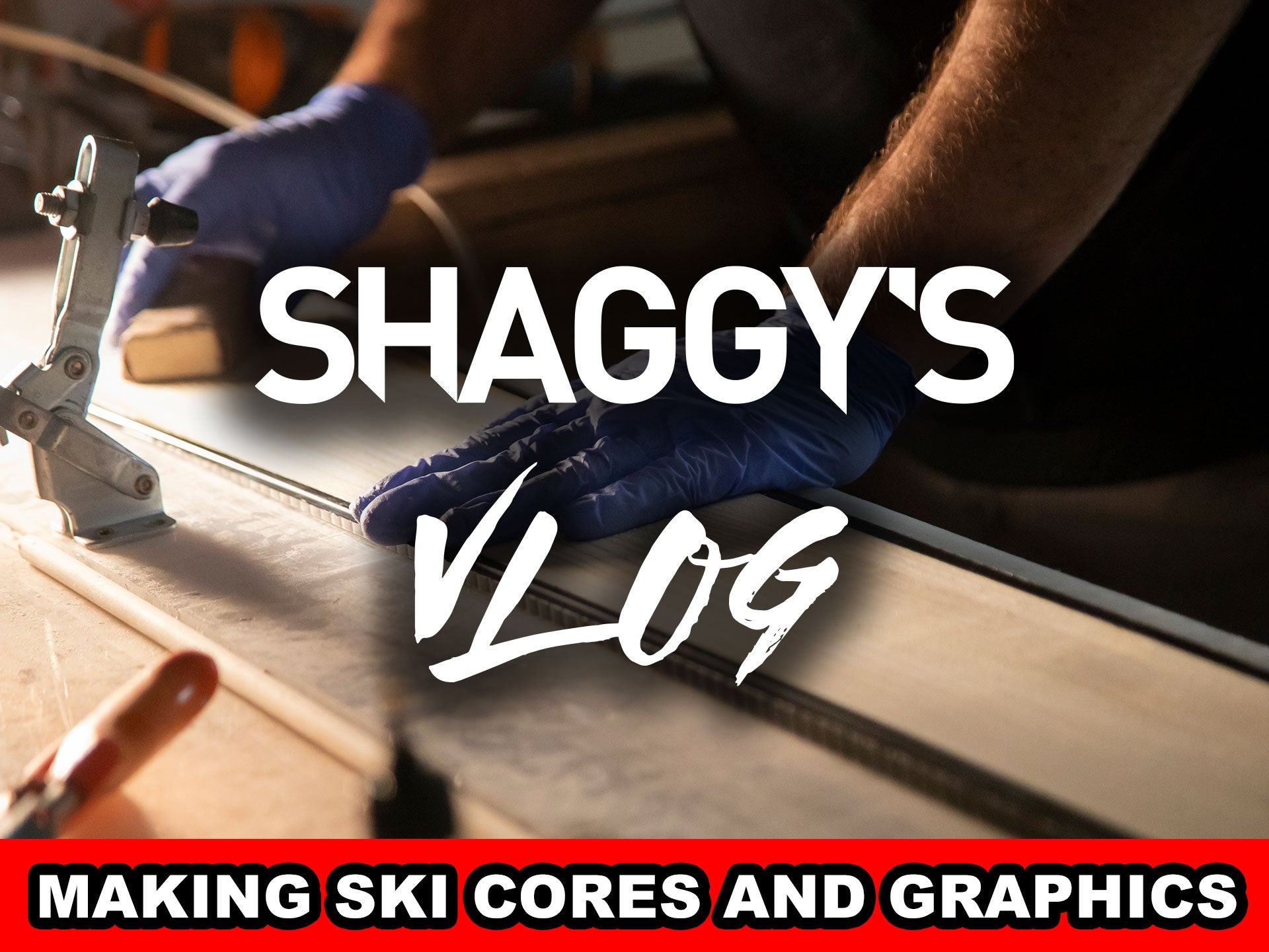 VLOG 006 - A Day at the Ski Factory: Part 1
