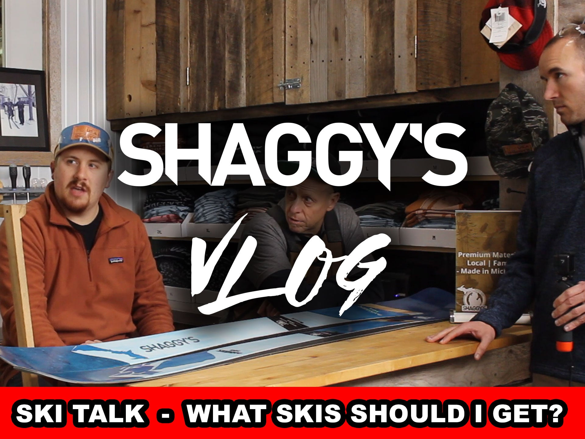 Ski Talk VLOG - What skis should I get? What length skis should I get?