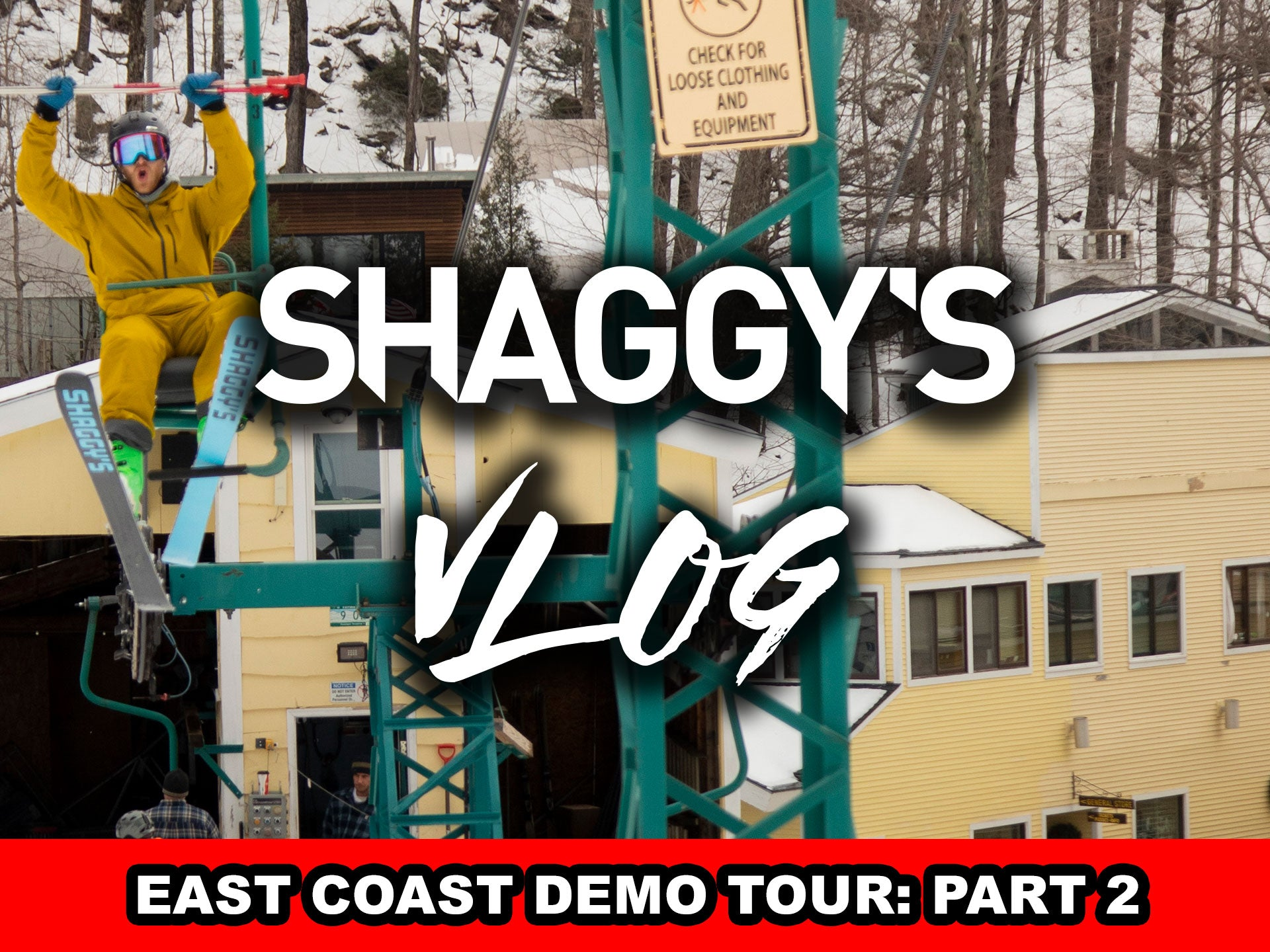 VLOG 013 - EAST COAST DEMO TOUR: PART 2
