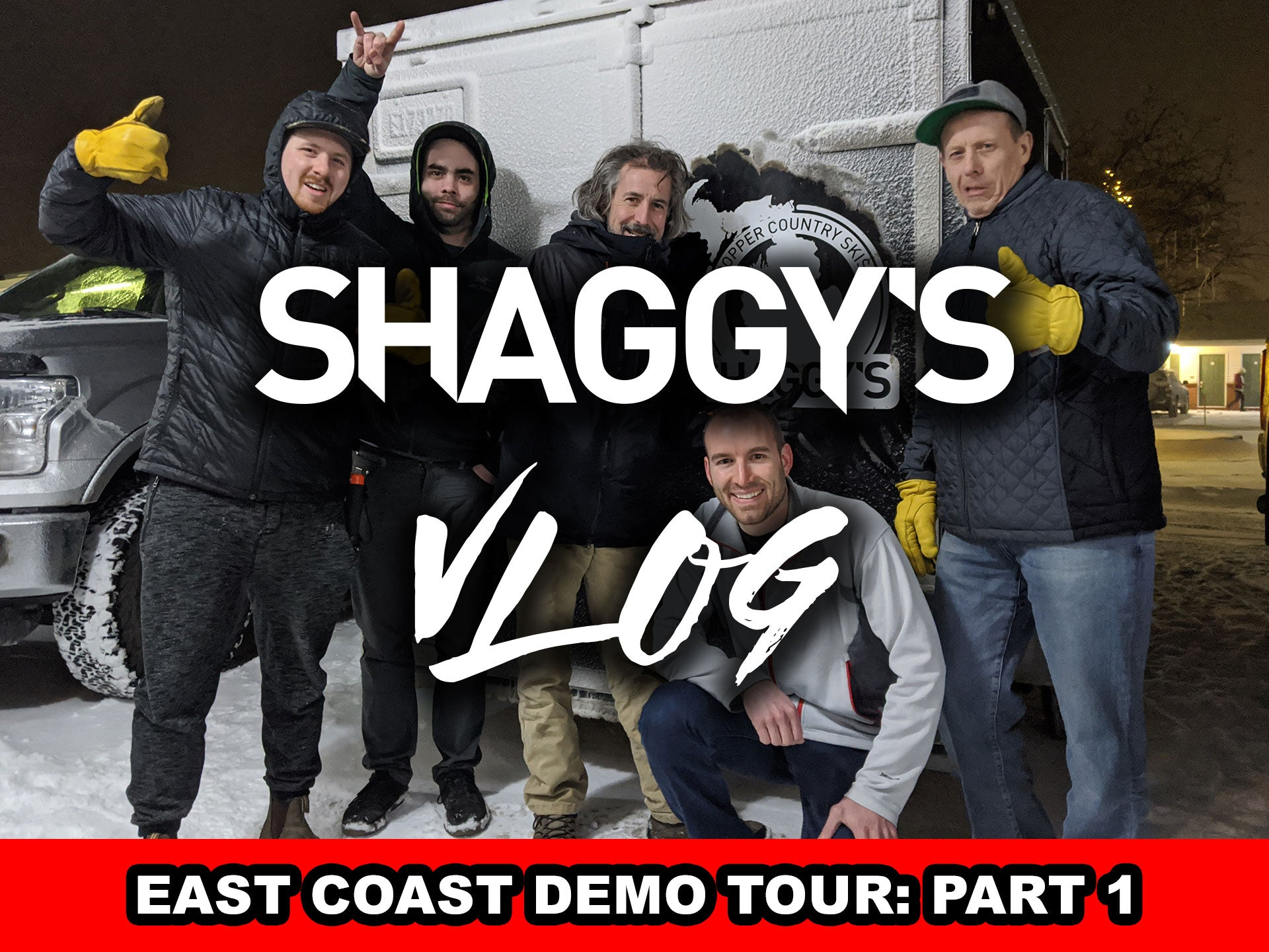 VLOG 012 - East Coast Demo Tour: Part 1