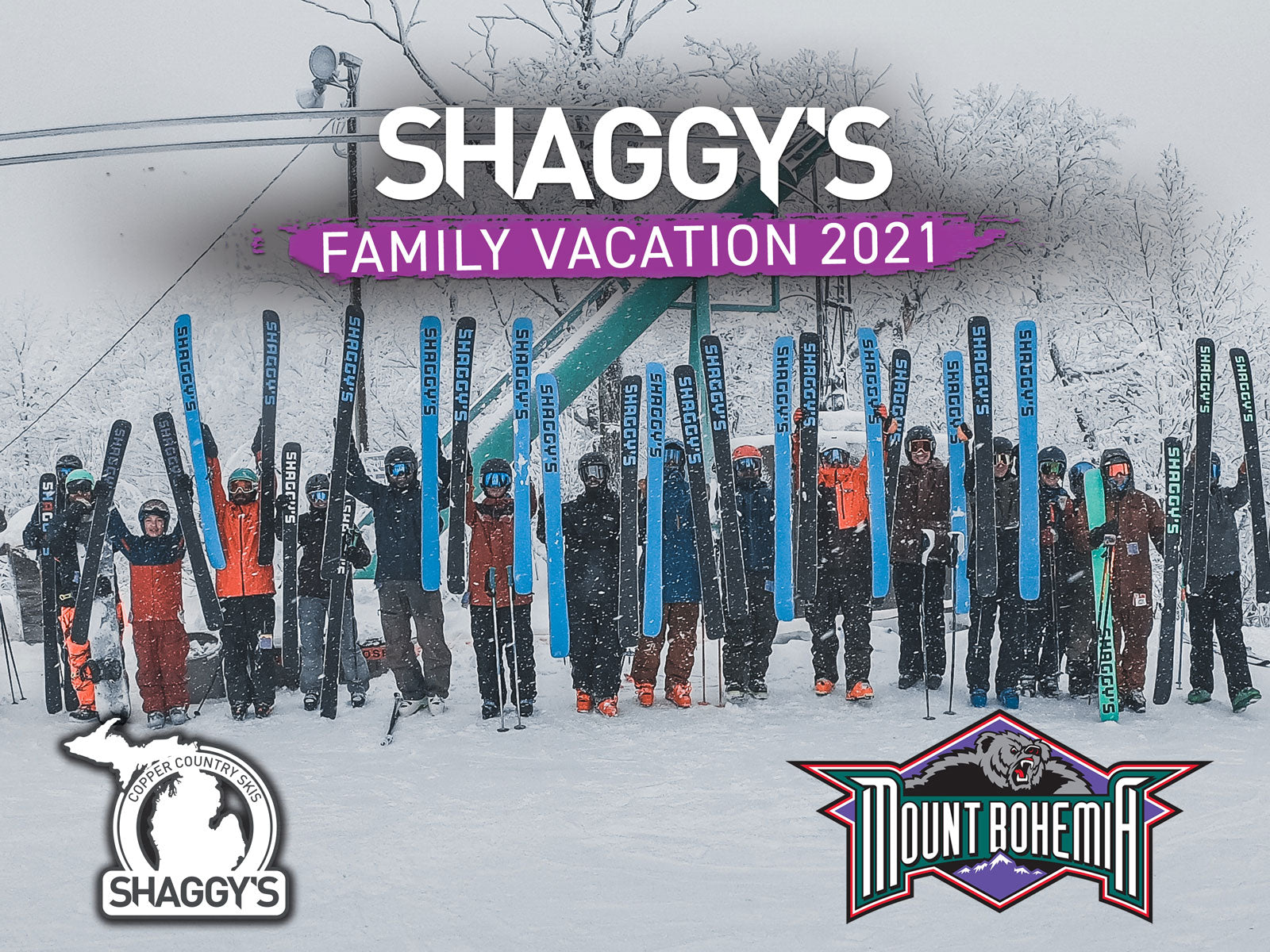 Shaggy's Family Vacation 2021