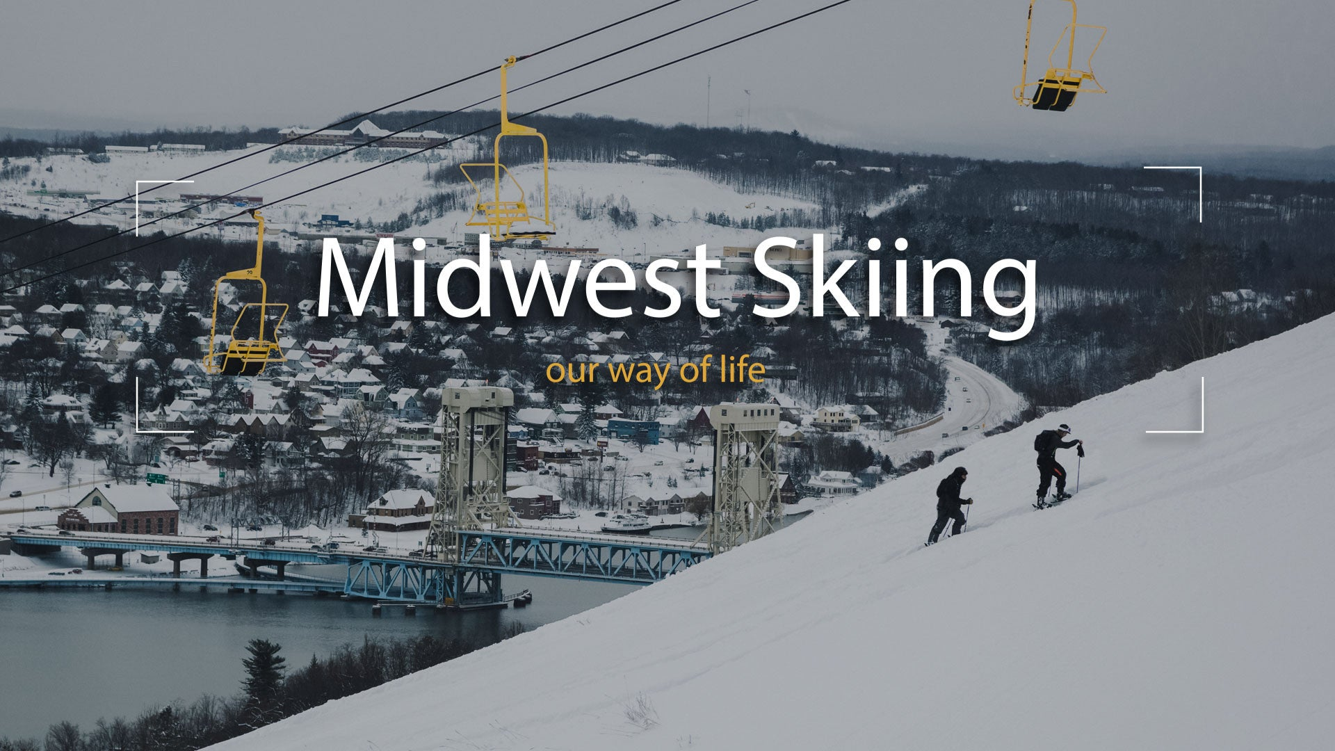 Midwest Skiing - Episode 1: First Tracks