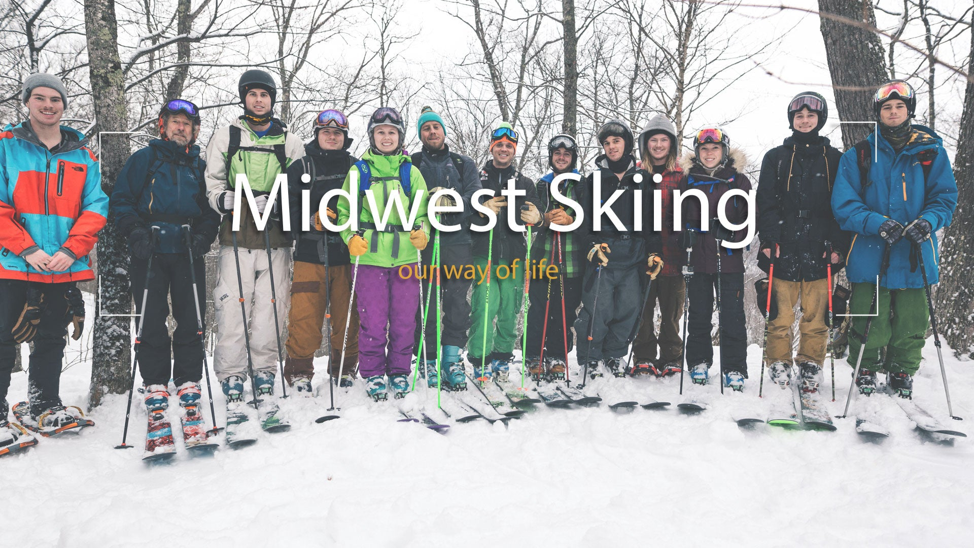 Midwest Skiing - Episode 2: Crust or Bust