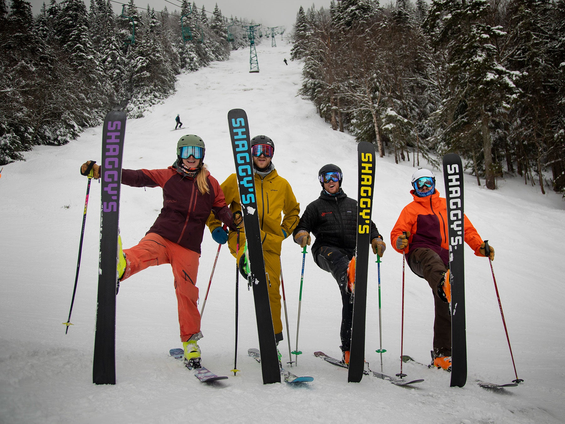 Mad River Glen Skiing: East Coast Demo Tour