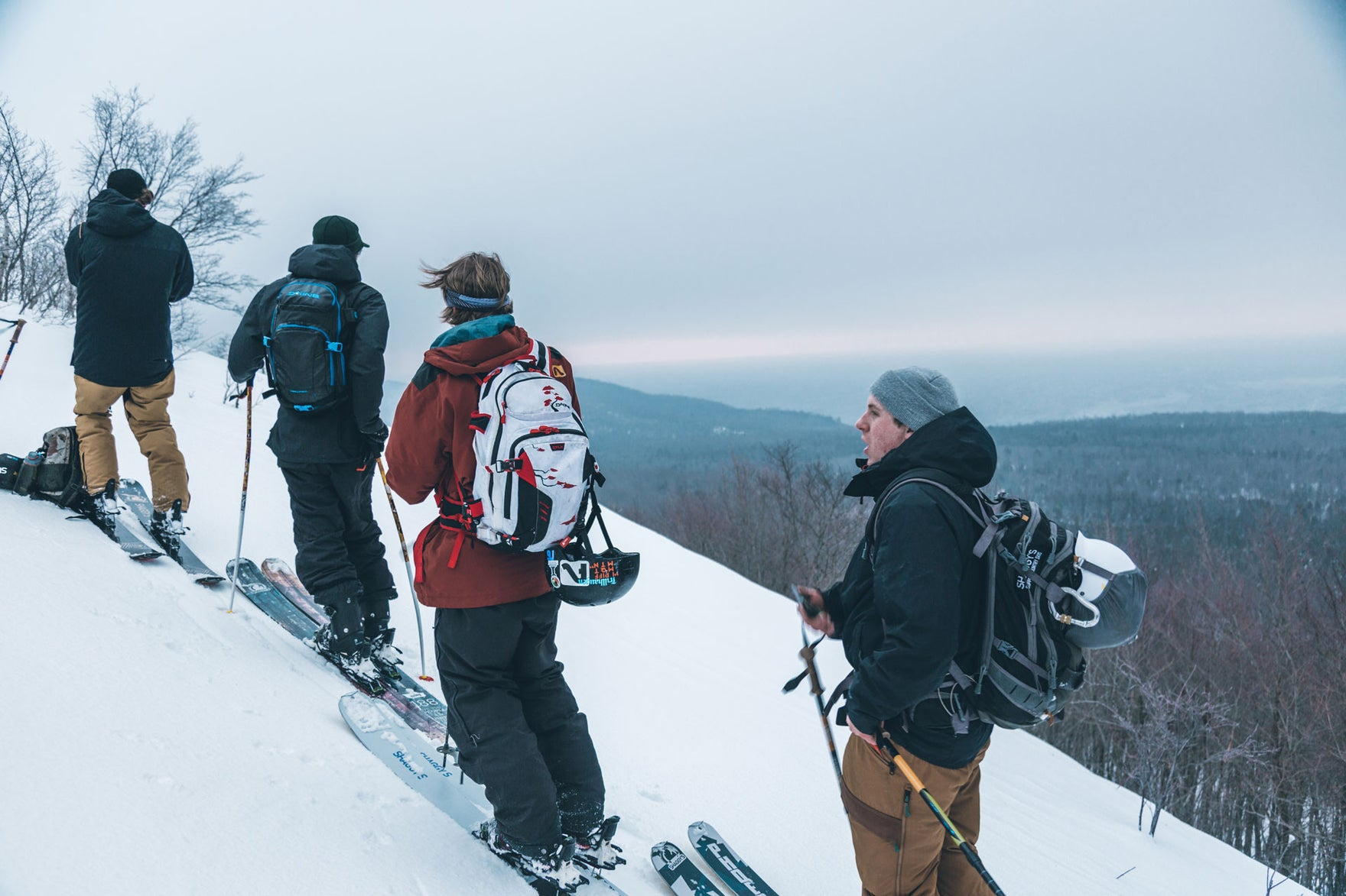 Mount Houghton - Touring one of Michigan's Largest