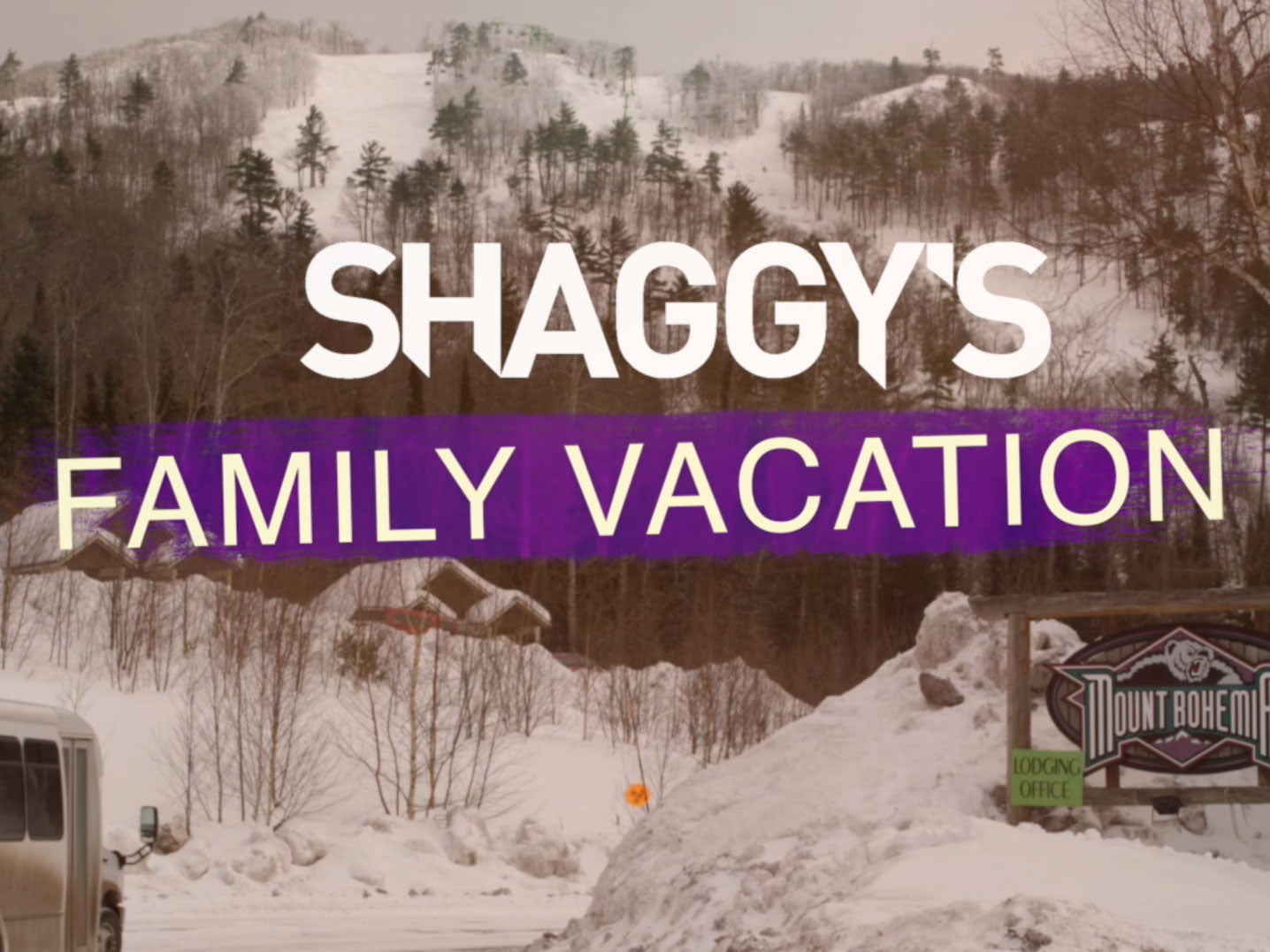 RECAP: Shaggy's Family Vacation at Mount Bohemia