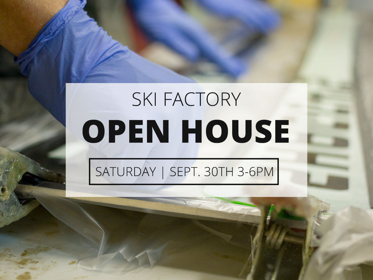 Factory Open House - 9/30/17