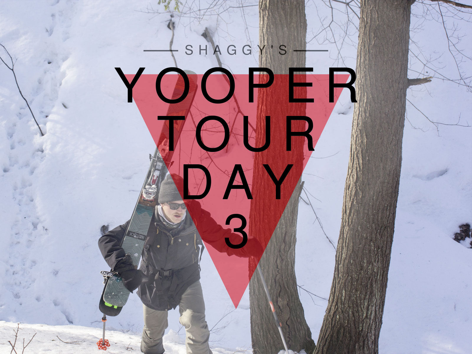 Video: Yooper Tour - Day 3 - Porcupine Mountains and South Range